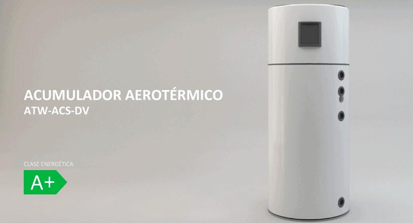 Tanque termodinámico ATW-ACS-DV (manual)
