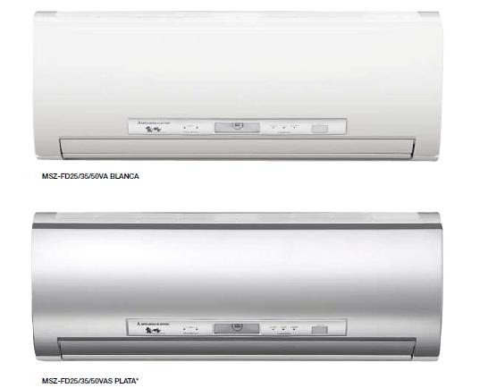Manual de instrucciones aire acondicionado fd mitsubishi for Manual aire acondicionado