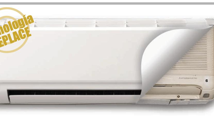 aire acondicionado HC Mitsubishi Electric