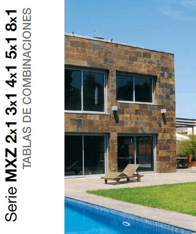 Catálogo combinaciones aire acondicionado MXZ Multi Split