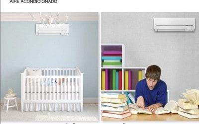 aire acondicionado split catálogo