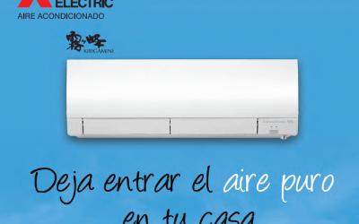 Catálogo aire acondicionado Mitsubishi Electric