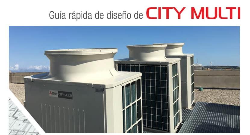 Guía rápida de diseño City Multi