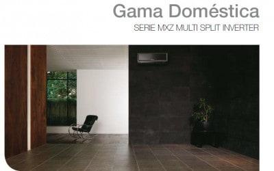 aire acondicionado multi split mxz