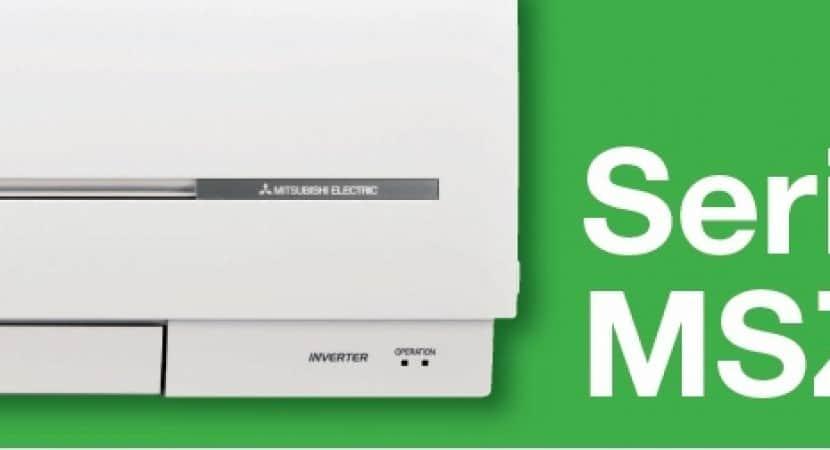 Instrucciones aire acondicionado Mitsubishi Electric