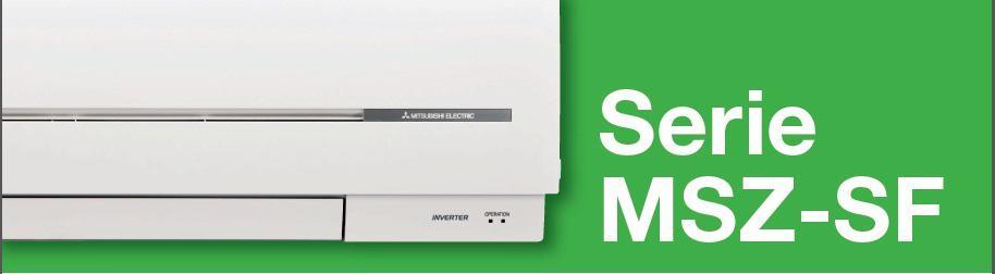 Instrucciones del aire acondicionado MSZ-SF